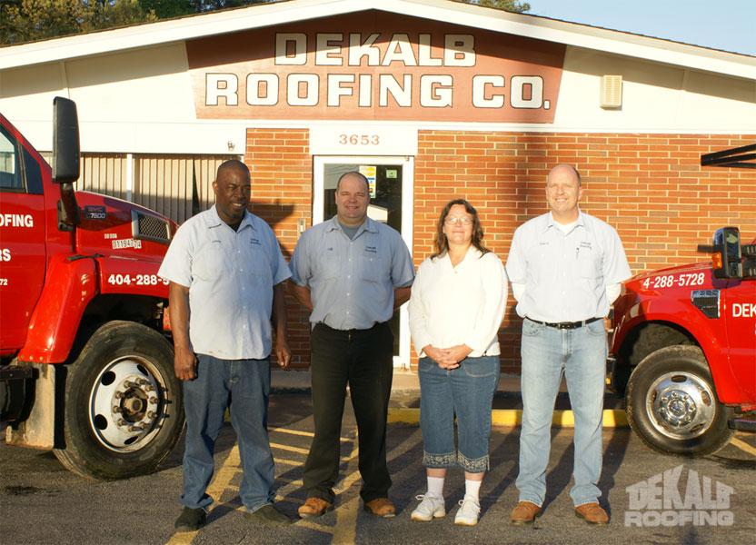 roofing company Dekalb, GA